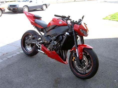 D.A.Yamaha R1-4