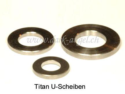 J-Titan U-Scheiben d.-a.