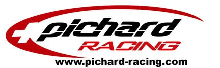 Werbe-Logo Pichard-Racing