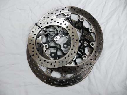 Occ. Bremsscheibenset K7-K8