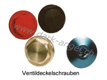 J-Schrauben, Ventildeckel Alu d.-a.