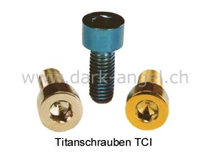 J-Titanschrauben-TCI d.-a.