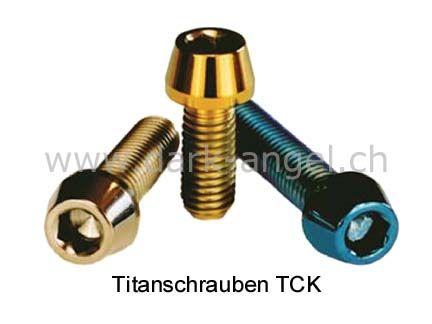 J-Titanschrauben-TCK d.-a.