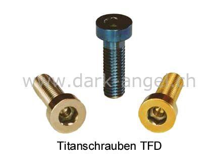 J-Titanschrauben-TFD d.-a.