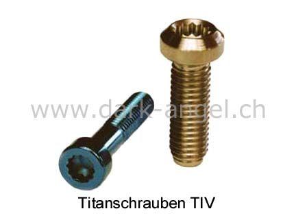 J-Titanschrauben-TIV d.-a.