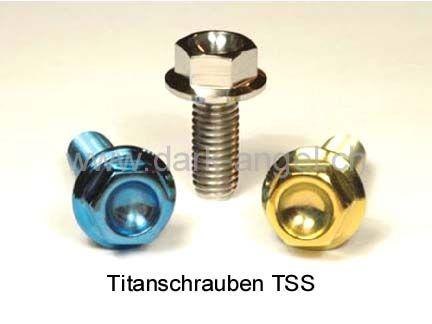 J-Titanschrauben-TSS d.-a.