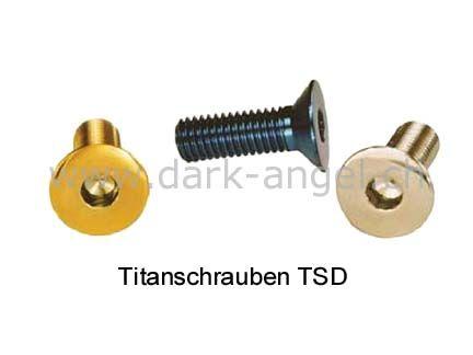J-Titanschrauben-TSD d.-a.