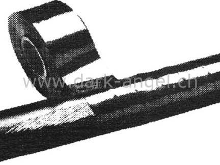 AUT-Isolierband-Wärmeschrumpf d.-a.