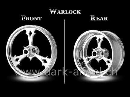 ExoS-Felgen Warlock d.-a.