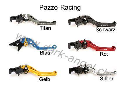 Pazzo-Racing Hebel kurz d.-a.
